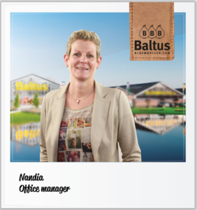 Nandia Hendriks - officee manager